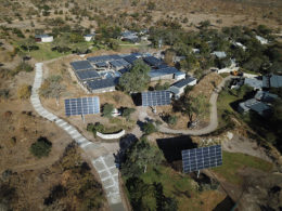 DHYBRID and Blockpower helped Cheetah Plain Lodge in South Africa to get off the grid.