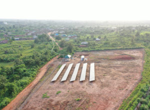 Mokoloki solar grid in rural Nigeria